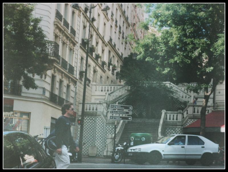 фото на пленку Париж (25)