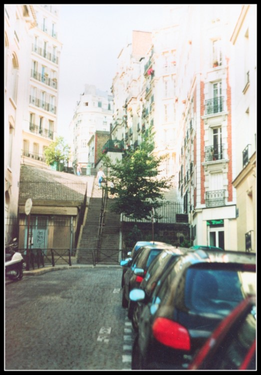 фото на пленку Париж (24)