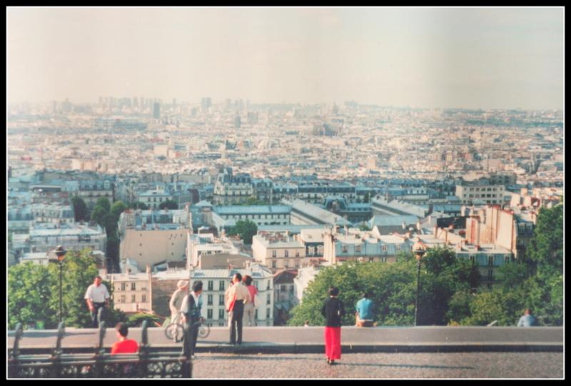 фото на пленку Париж (21)