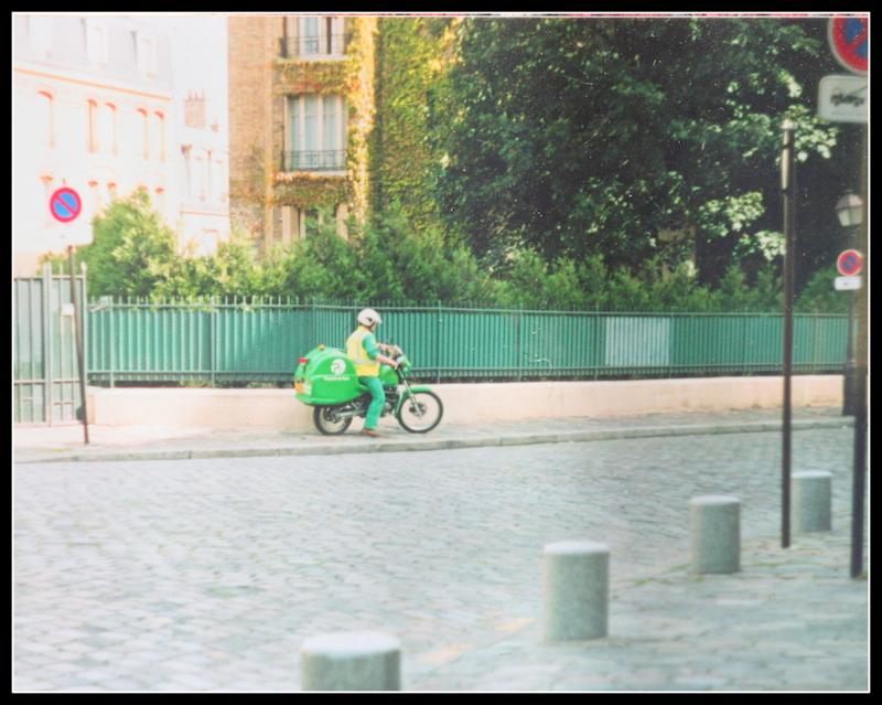 фото на пленку Париж (20)