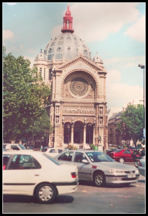 фото на пленку Париж (14)