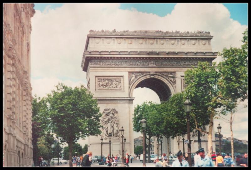 фото на пленку Париж (13)