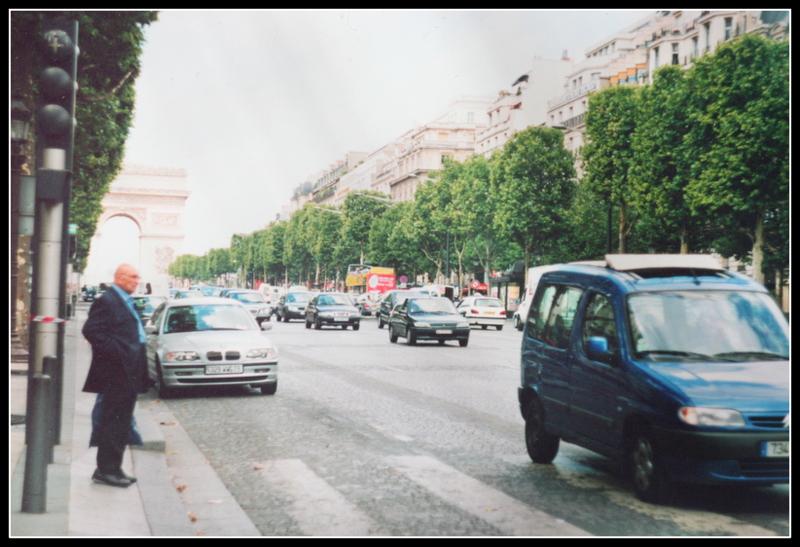 фото на пленку Париж (12)