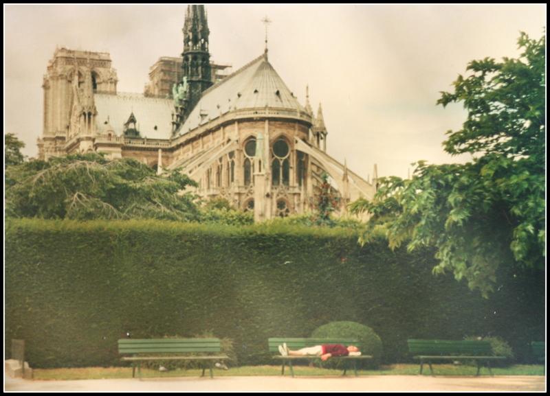 фото на пленку Париж (10)