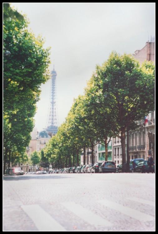 фото на пленку Париж (9)