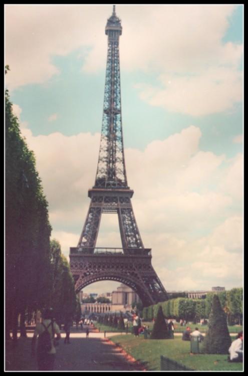 фото на пленку Париж (7)
