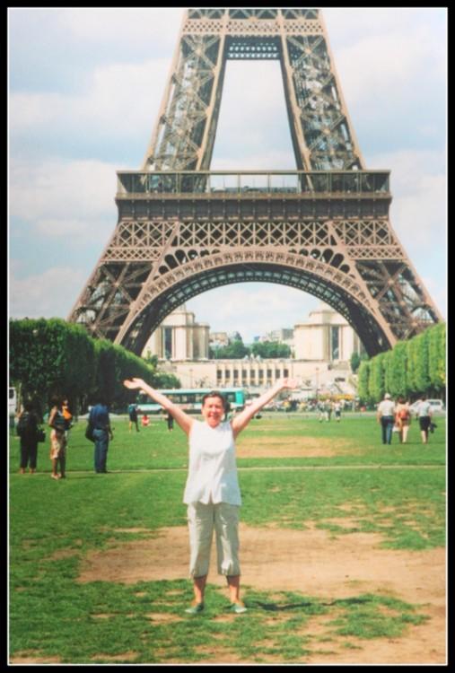 фото на пленку Париж (5)