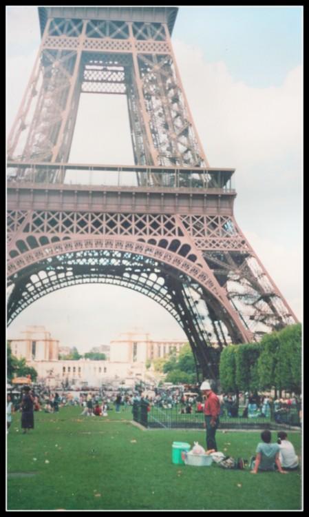 фото на пленку Париж (4)