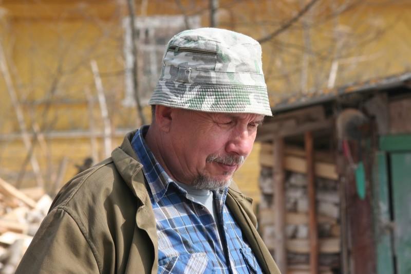 Жизнь в Русской деревне (1)