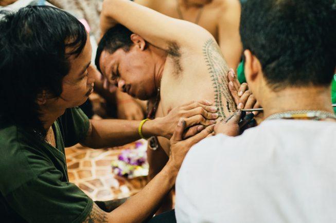 Сак Янт фестиваль магических татуировок 2013 (72)