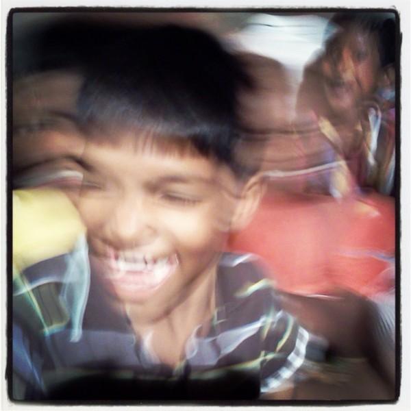Дискотека в Индии