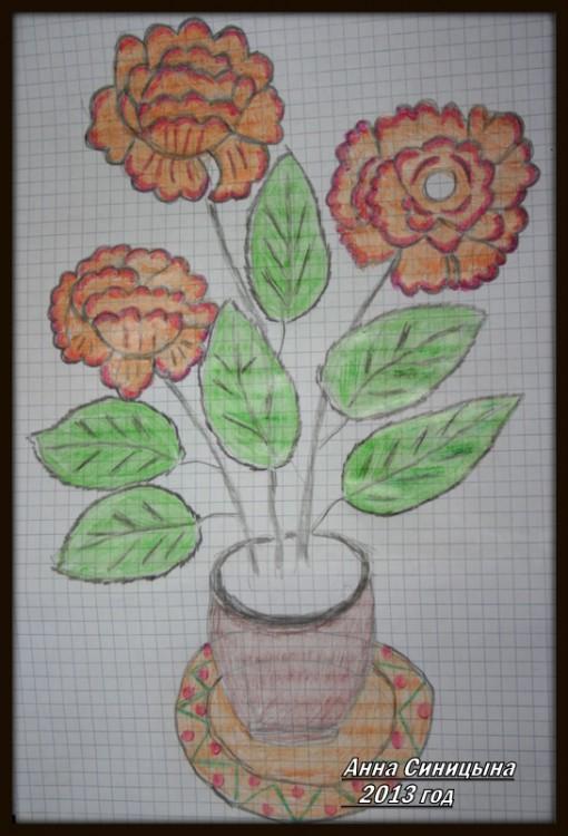 Рисунки Анны Синицыной (25)