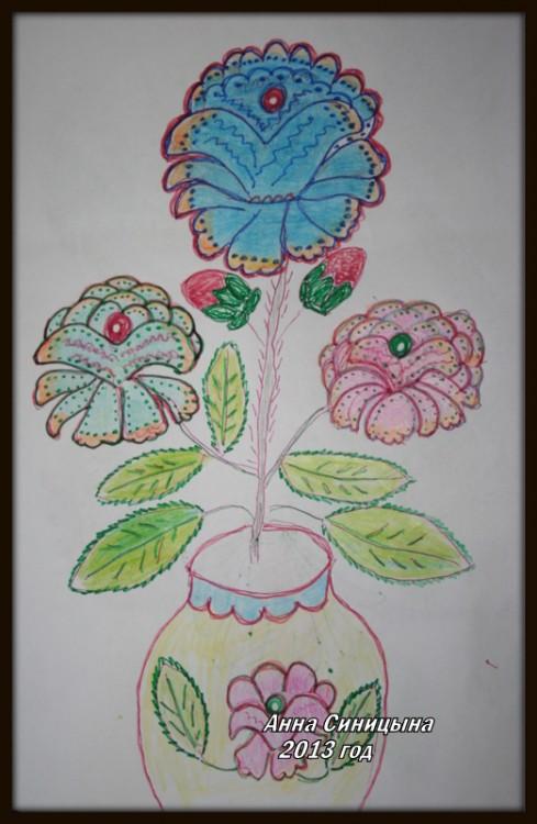 Рисунки Анны Синицыной (20)