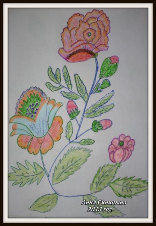 Рисунки Анны Синицыной (13)