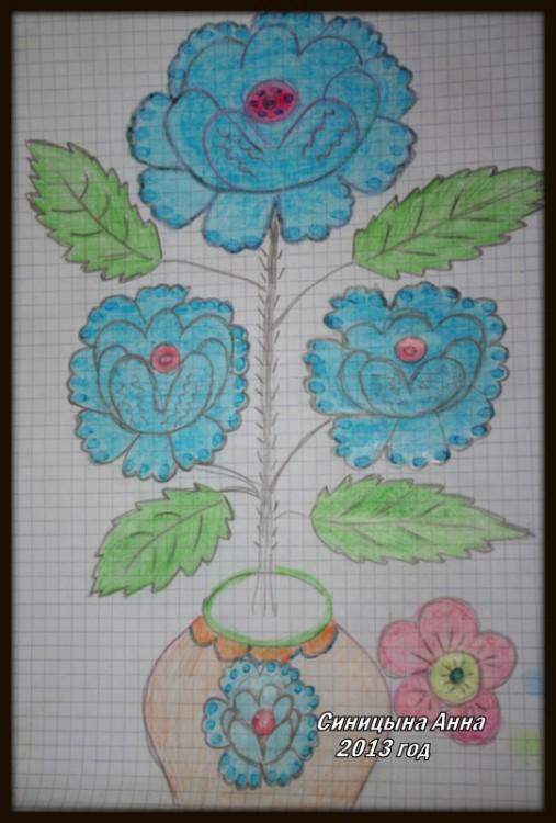 Рисунки Анны Синицыной (5)