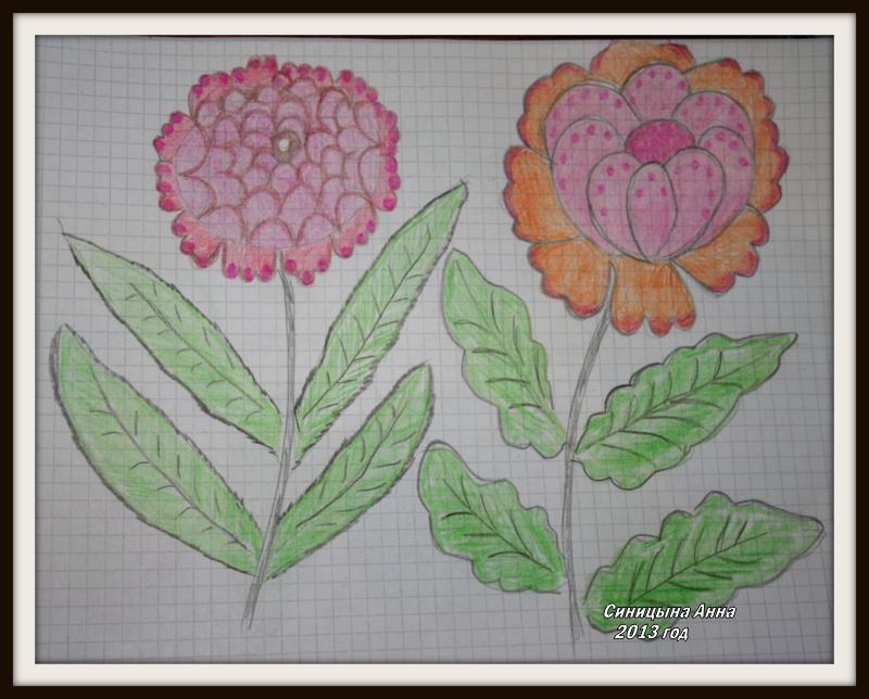 Рисунки Анны Синицыной (4)