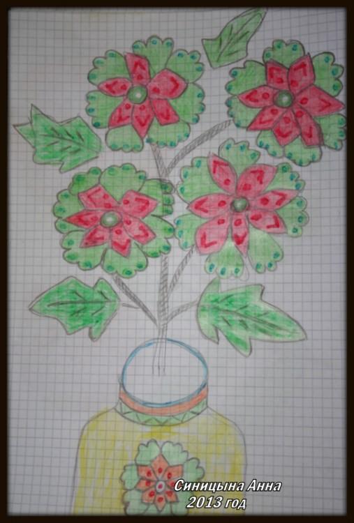Рисунки Анны Синицыной (3)