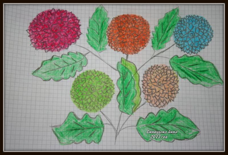 Рисунки Анны Синицыной (2)