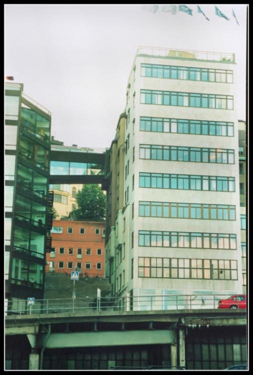 Автостоп Швеция (8)