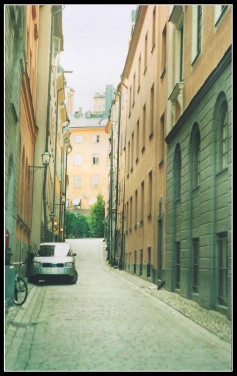 Автостоп Швеция (7)