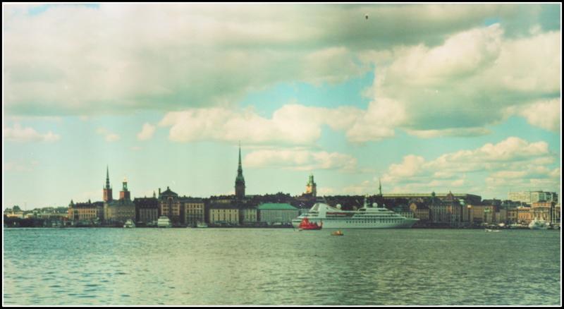 Автостоп Швеция (5)
