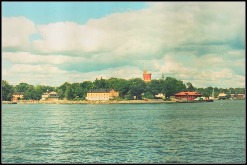 Автостоп Швеция (3)