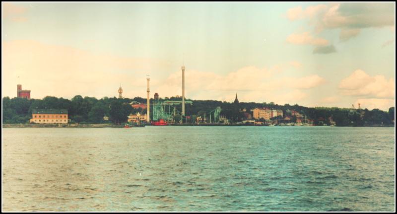 Автостоп Швеция (2)
