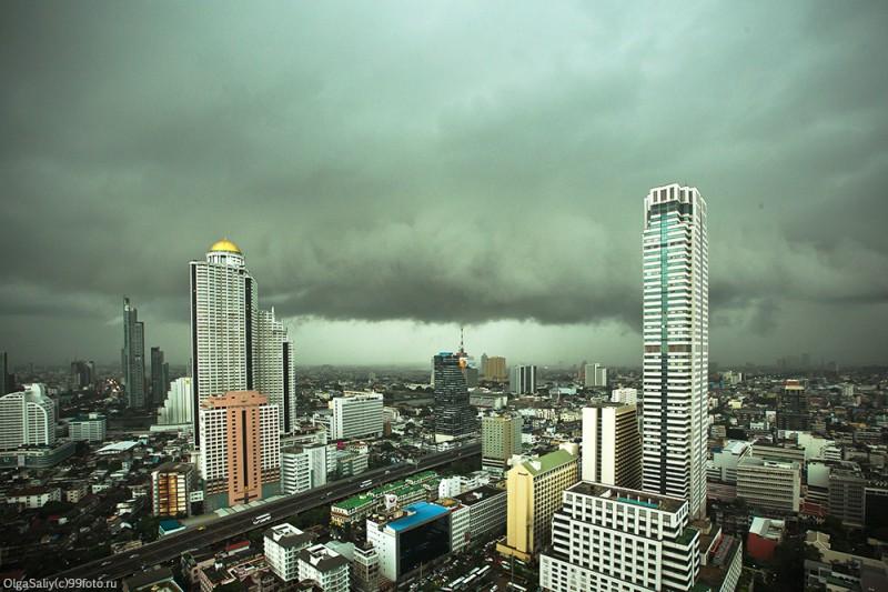 Лебуа отель Бангкок дождь