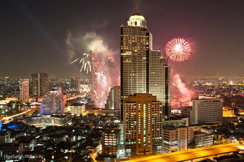 Лебуа отель Бангкок салют