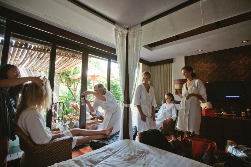 Свадебная фотосъёмка в Таиланде