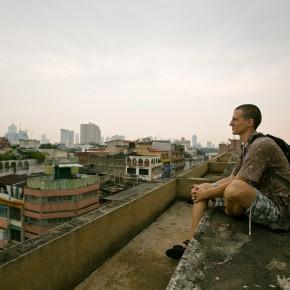 Самый необычный гид по Бангкоку Антон Дряничкин. Интервью