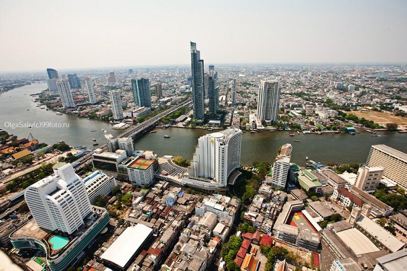 Чао Прайя Бангкок