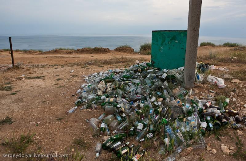 Блогеры против мусора Сергей Доля