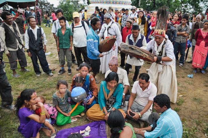 В гости к непальским шаманам