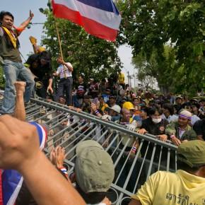 Митинги и Военный переворот в Тайланде глазами очевидца