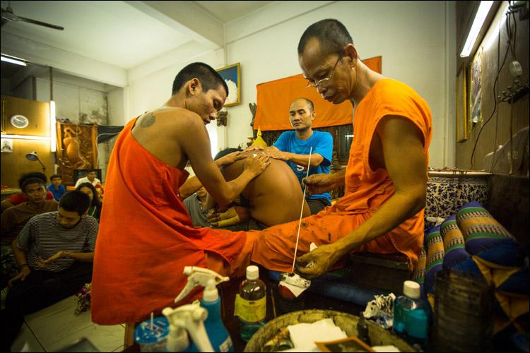 Значение тату монах в капюшоне: смысл, история, фото, эскизы