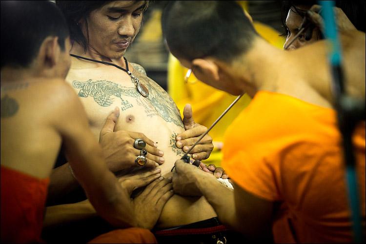 Магические татуировки, фотограф Дима Беркут (16)