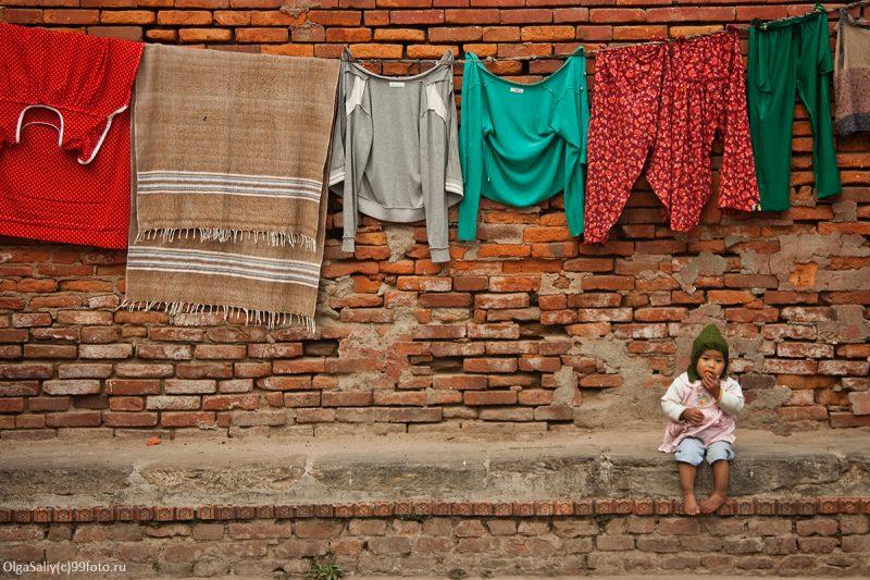 Дворики Катманду