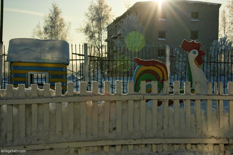 Детский садик Итатка