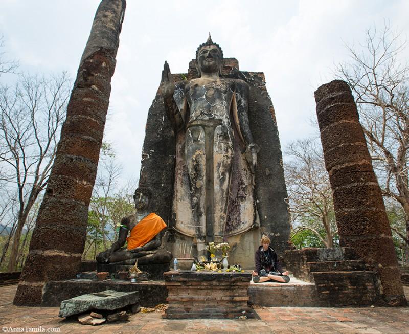 Сукхотай - достопримечательности Таиланда