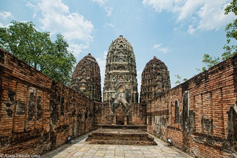 Путешествие на север Таиланда