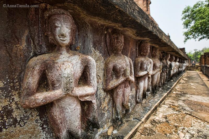 Путешествие на север Таиланда, Сукхотай