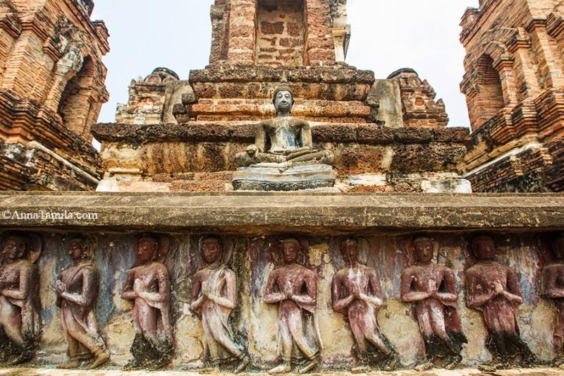 Сукхотай, древняя столица Таиланда