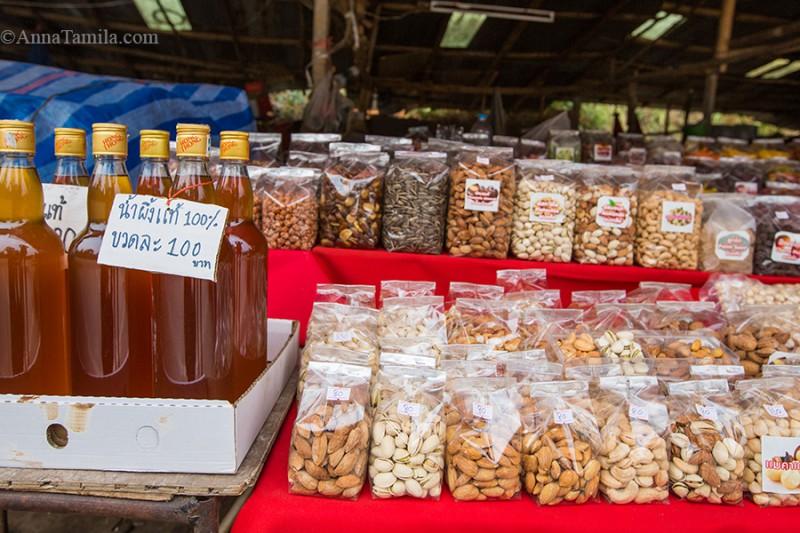 Мед в Таиланде