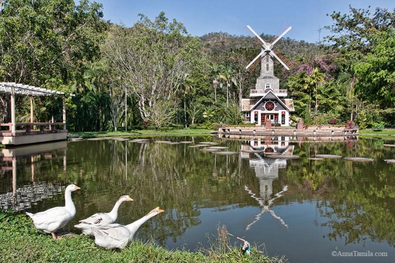 Север Тайланда