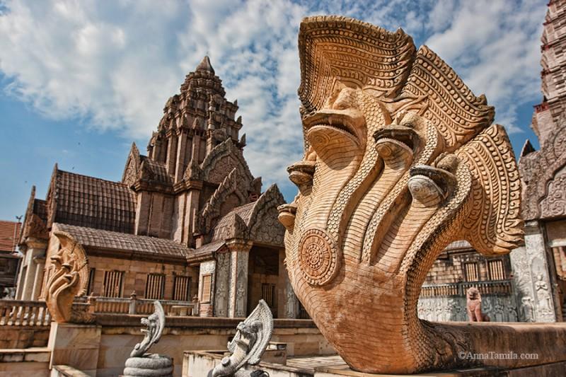 Храмы на Севере Таиланда