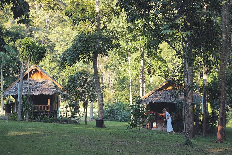 Лесной монастырь Там Вуа
