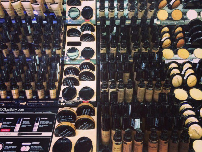 Магазины косметики на самуи