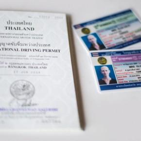 Как получить права в Таиланде, пошаговая инструкция, вопросы и ответы к экзамену