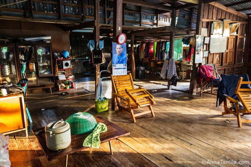 В тайском доме